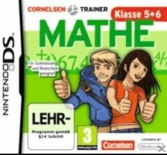 Mathematik 5+6 Klasse