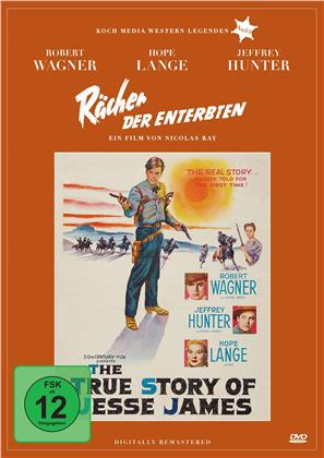 Rächer der Enterbten (1957) (Digitally Remastered, Western Legenden, Digibook)
