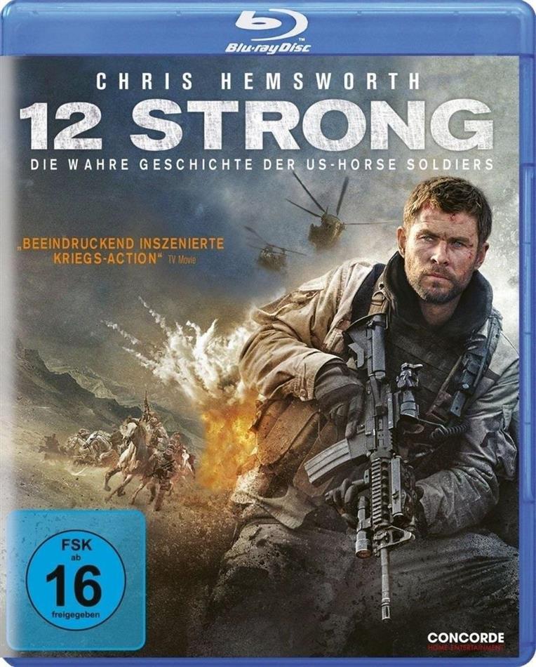 12 Strong - Die wahre Geschichte der US-Horse Soldier (2018)