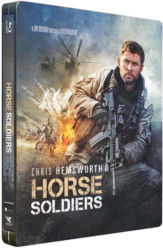 Horse Soldiers (2018) (Edizione Limitata, Steelbook)