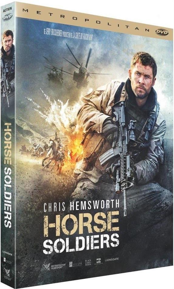 Horse Soldiers (2018)