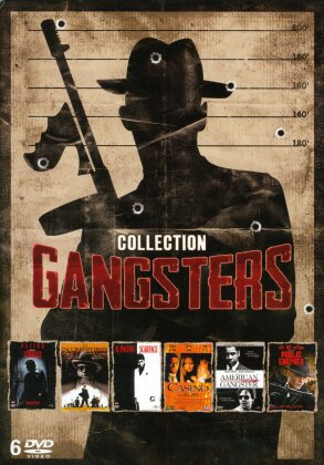 Collection Gangsters (Box, 6 DVDs)