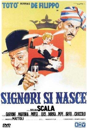 Signori si nasce (1960) (s/w)