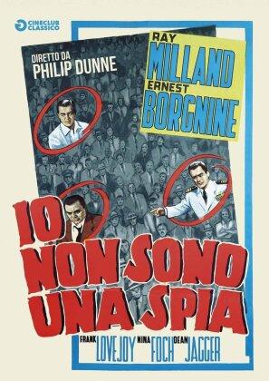Io non sono una spia (1956) (Cineclub Classico, n/b)
