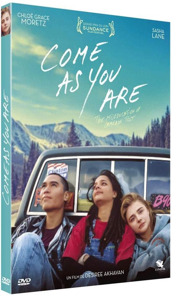 Come As You Are - The Miseducation of Cameron Post (2018) (Digibook)