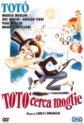 Totò cerca moglie (1950) (s/w)