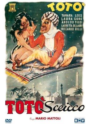 Totò sceicco (1950) (s/w)