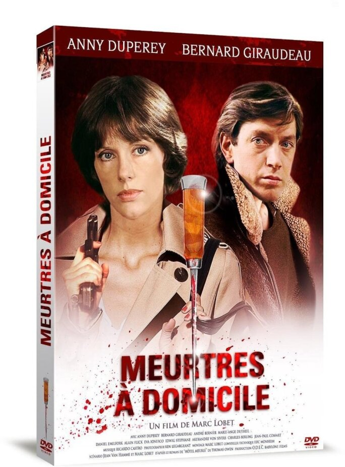 Meurtres à domicile (1982) (Remastered)