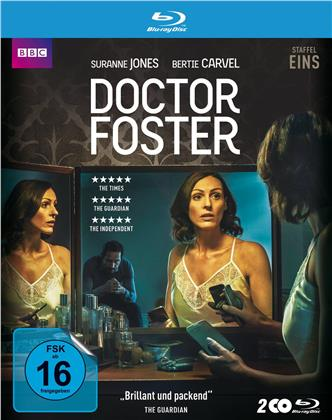 Doctor Foster - Staffel 1 (BBC, 2 Blu-rays)