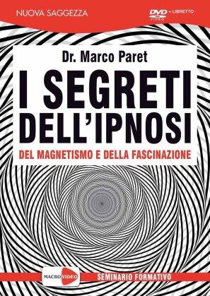 I segreti dell'ipnosi del magnetismo e della fascinazione - Dr. Marco Paret (2016) (DVD + Buch)