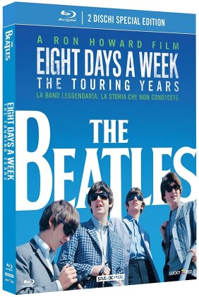 The Beatles: Eight Days a Week - The Touring Years (2016) (Special Edition, 2 Blu-rays)