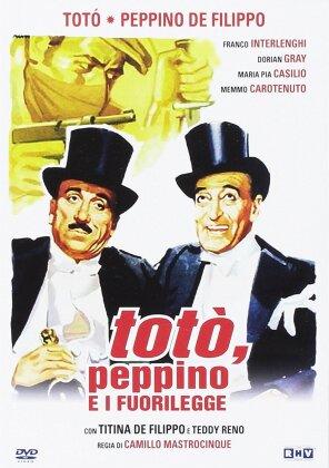 Totò, Peppino e i fuorilegge (1956) (s/w)