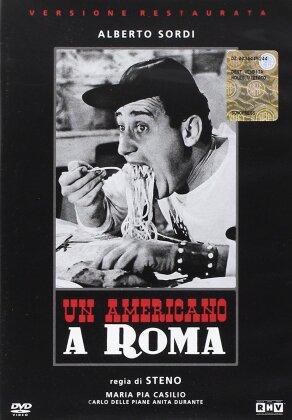Un americano a Roma (1954) (s/w, Restaurierte Fassung)
