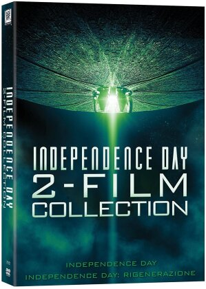 Independence Day - Collezione 2 Film - Independence Day / Independence Day 2 - Rigenerazione (2 DVD)
