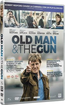 Old Man and the Gun (2017)