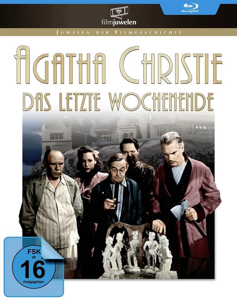 Agatha Christie - Das letzte Wochenende (1945) (Filmjuwelen, n/b)