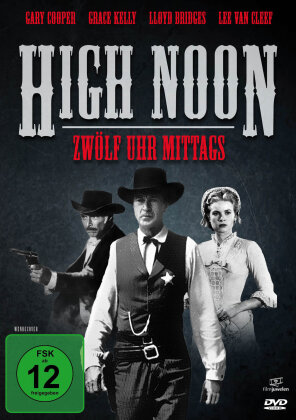 High Noon - 12 Uhr Mittags (1952) (s/w)