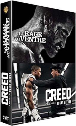 La rage au ventre / Creed (2 DVDs)