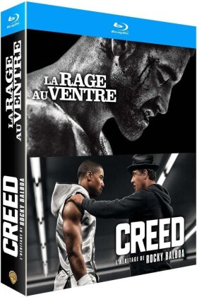 La rage au ventre / Creed (2 Blu-rays)