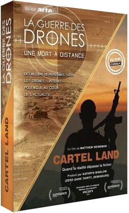 La guerre des drones / Cartel Land (2 DVDs)
