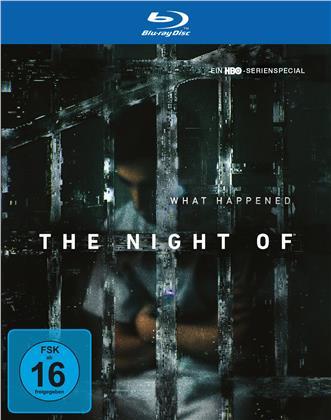 The Night of - Mini-Serie (3 Blu-rays)