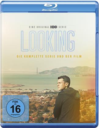 Looking - Die komplette Serie und der Film (5 Blu-rays)