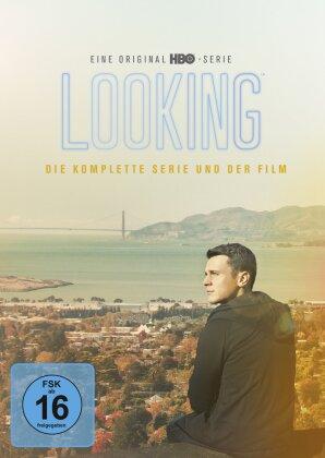 Looking - Die komplette Serie und der Film (5 DVDs)