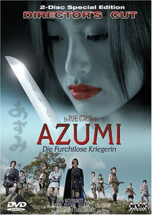 Azumi - Die furchtlose Kriegerin (2003) (Star-Metalpack, Director's Cut, 2 DVDs)