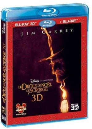 Le drôle de Noël de Scroog (2009) (Blu-ray 3D + Blu-ray)