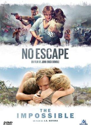 No Escape / The Impossible (2 DVDs)