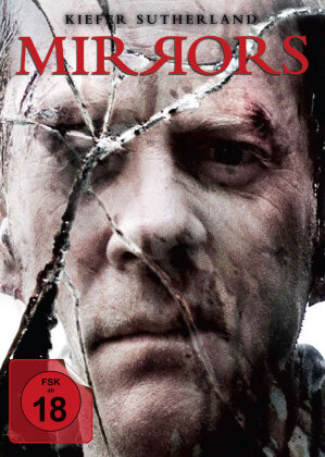 Mirrors (2008) (Cover A, Mediabook, Blu-ray + DVD)