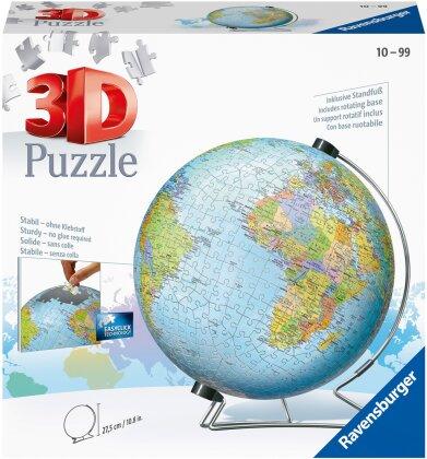 Globus englisch - Puzzleball