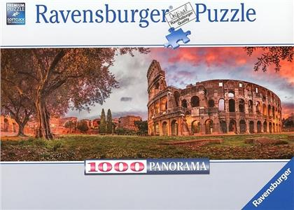 Colosseum im Abendrot - Puzzle
