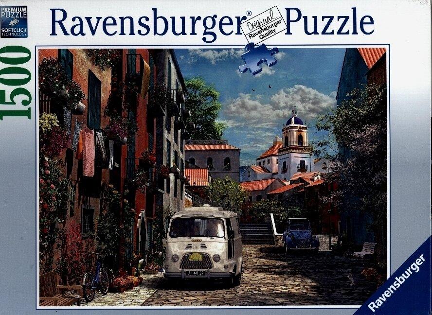 Idyllisches Südfrankreich - Puzzle