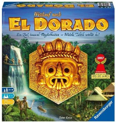 Wettlauf nach El Dorado (Nominiert zum Spiel des Jahres 2017)