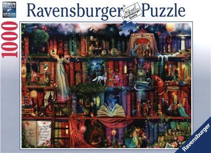 Magische Märchenstunde - 1000 Teile Puzzle