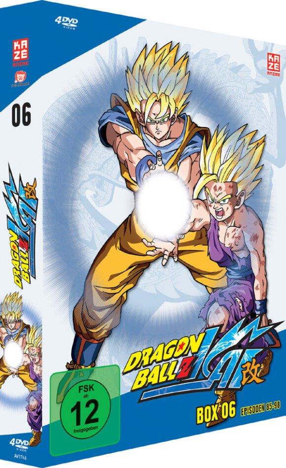 Dragon Ball Z Kai - Box 6 (4 DVDs)