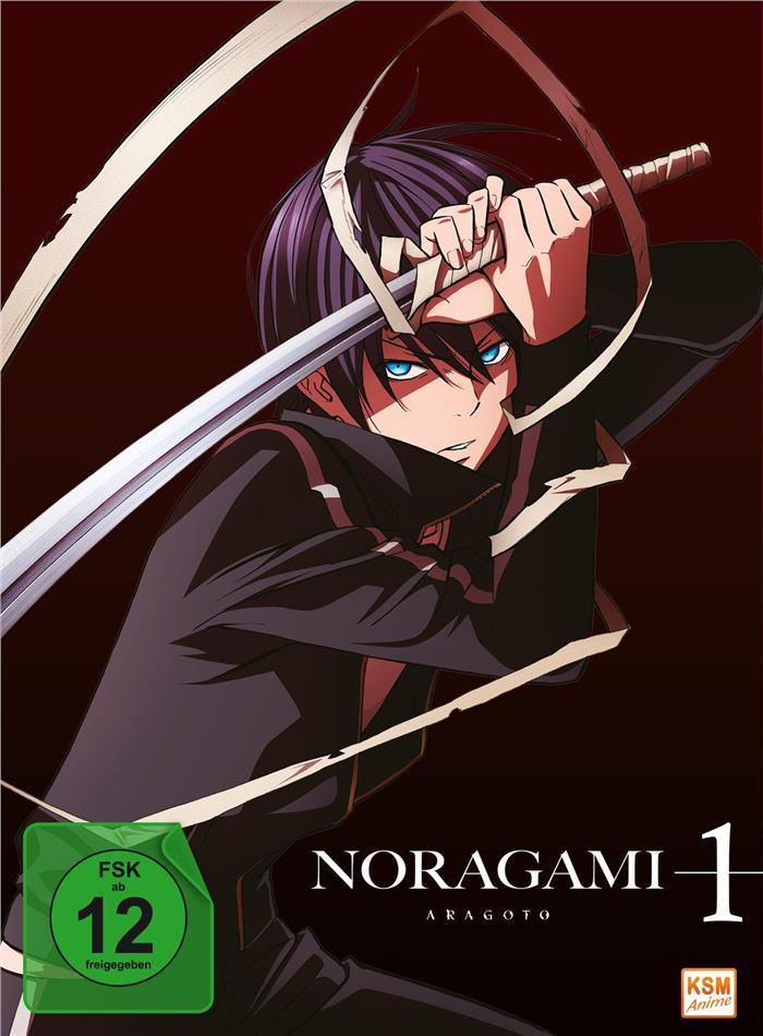 Noragami - Staffel 2 - Aragoto - Volume 1: Folgen 01-06 (Digibook)