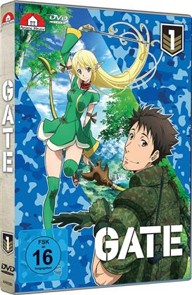 Gate - Vol. 1 - Staffel 1.1