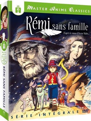 Rémi sans famille - Intégrale (Master Anime Classics, 8 DVD)