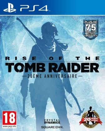 Rise of the Tomb Raider - 20 Year Celebration