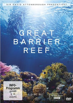Great Barrier Reef - David Attenborough (BBC, 3 DVDs)