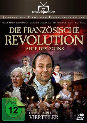 Die französische Revolution: Der komplette Vierteiler - Mini-Serie (Fernsehjuwelen, 2 DVD)