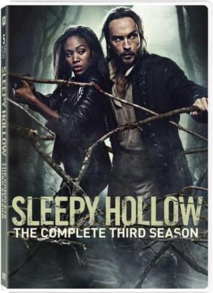 Sleepy Hollow - Season 3 (5 DVDs)