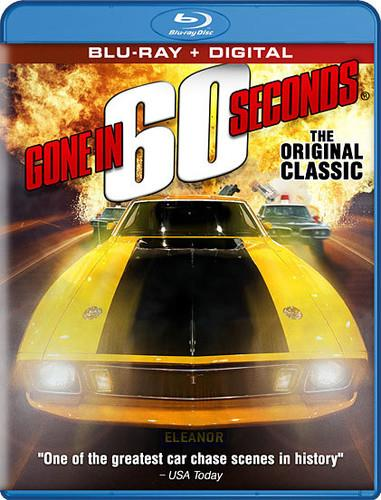 Gone In 60 Seconds (1974) (Versione Rimasterizzata, Edizione Restaurata)
