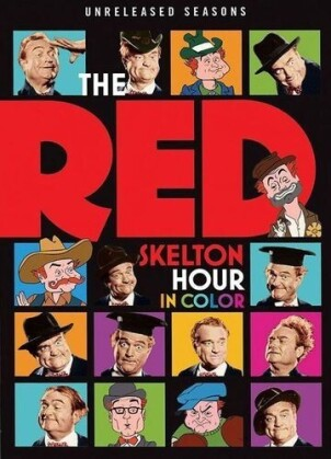The Red Skelton Hour - Unreleased Seasons (Collector's Edition, 3 DVDs)