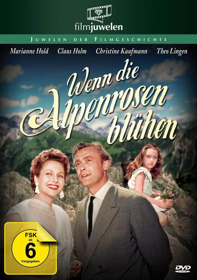 Wenn die Alpenrosen blühen (1955) (Filmjuwelen)