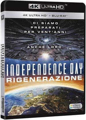 Independence Day 2 - Rigenerazione (2016) (4K Ultra HD + Blu-ray)