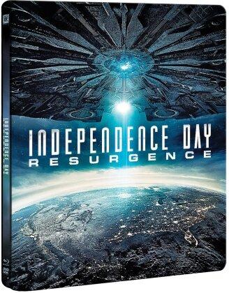 Independence Day 2 - Resurgence (2016) (Steelbook, Blu-ray + Blu-ray 3D)