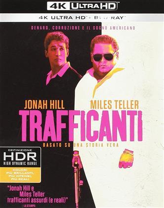 Trafficanti (2016) (4K Ultra HD + Blu-ray)